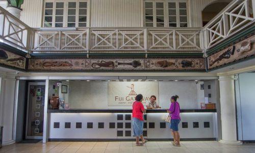 Fiji Gateway - Building