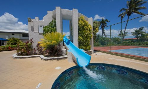 Fiji Gateway - Water Slide